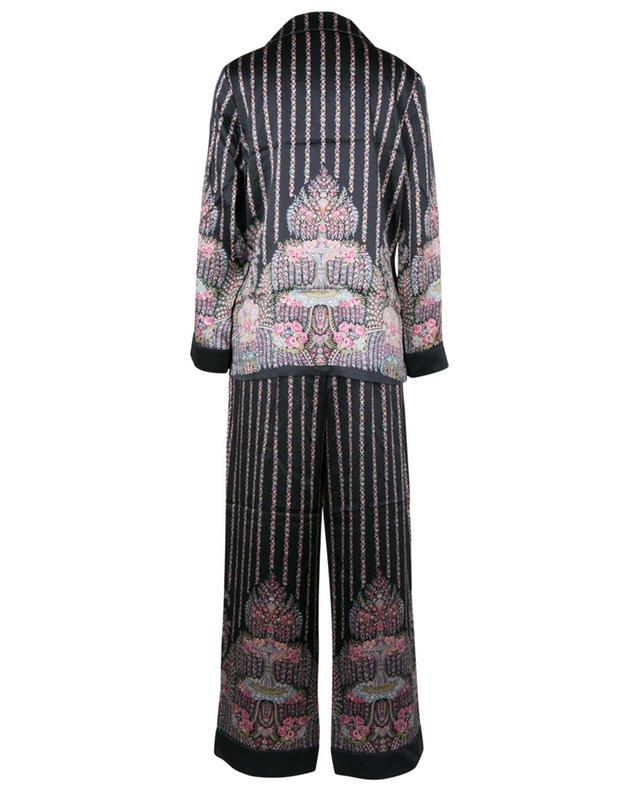 Pyjama en soie charmeuse imprimée Seraphina Classic LIBERTY LONDON