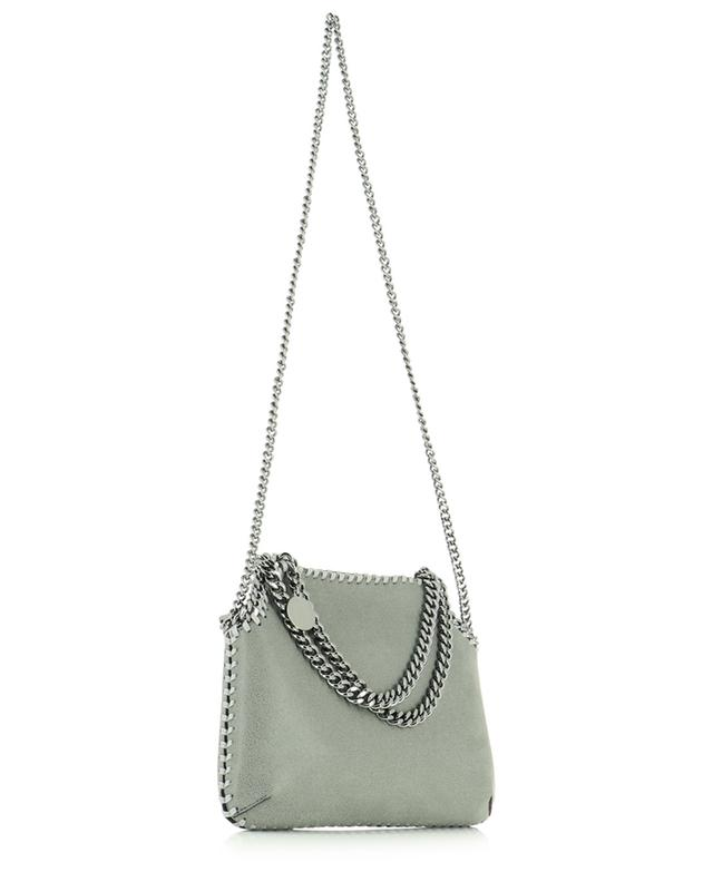 Petit sac en daim synthétique Falabella Shaggy Deer STELLA MCCARTNEY