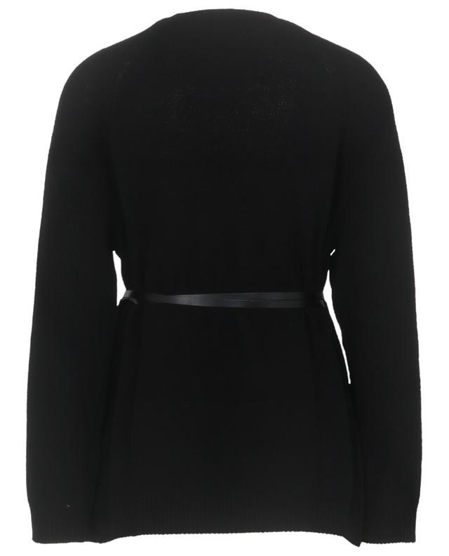 A-line tie-waist jumper VALENTINO