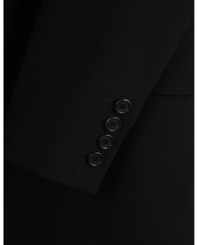 Blazer à boutonnière double muni d'une ceinture VALENTINO