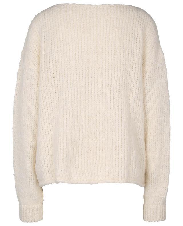 Tudbury cotton, alpaca and wool blend chunky-knit jumper AMERICAN VINTAGE
