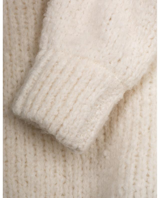 Grobstrickpullover aus Baumwoll-, Alpaka- und Wollmix Tudbury AMERICAN VINTAGE