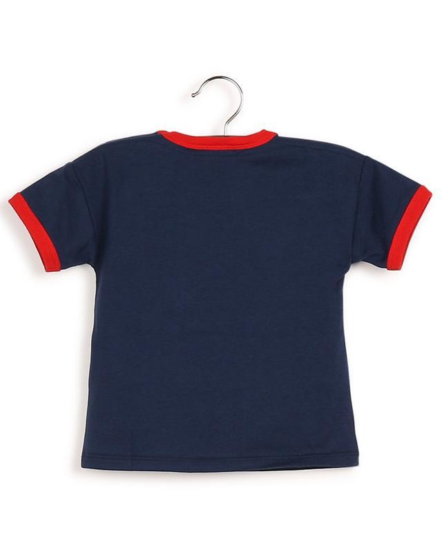 T-shirt bébé imprimé hippopotame GUCCHEESE GUCCI