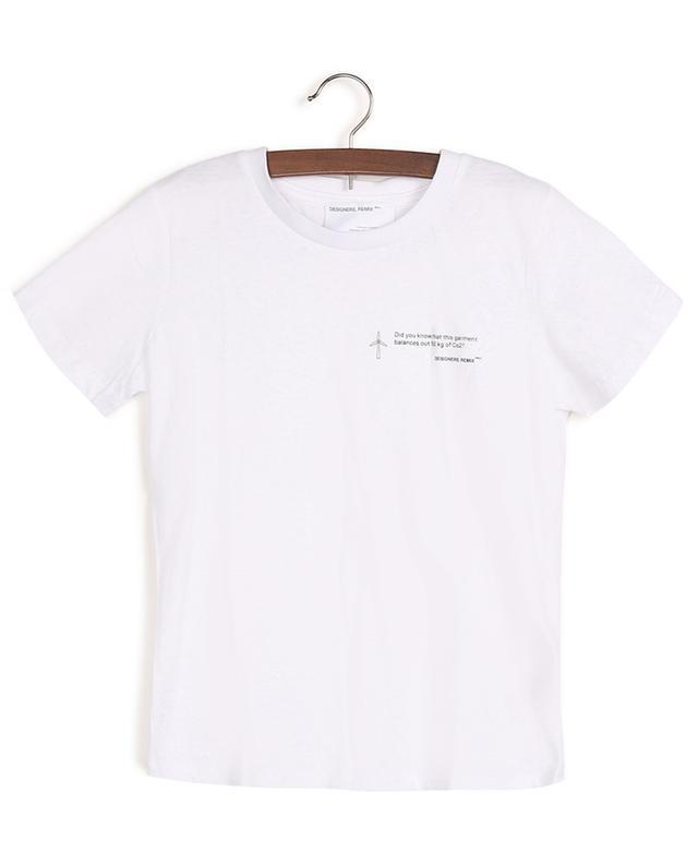 T-shirt imprimé slogan Stanley CO<sup>2</sup> DESIGNERS REMIX GIRLS
