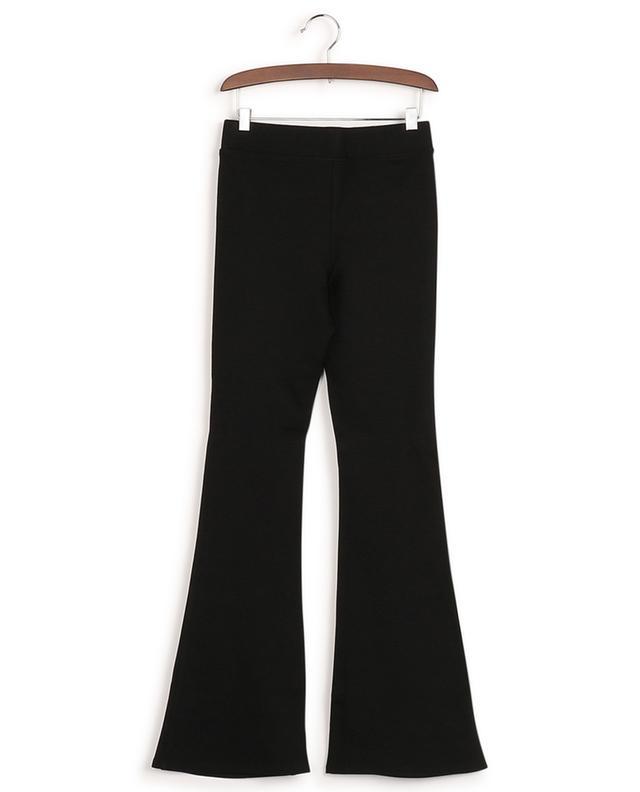 Pantalon évasé en jersey Sandie Flare DESIGNERS REMIX GIRLS
