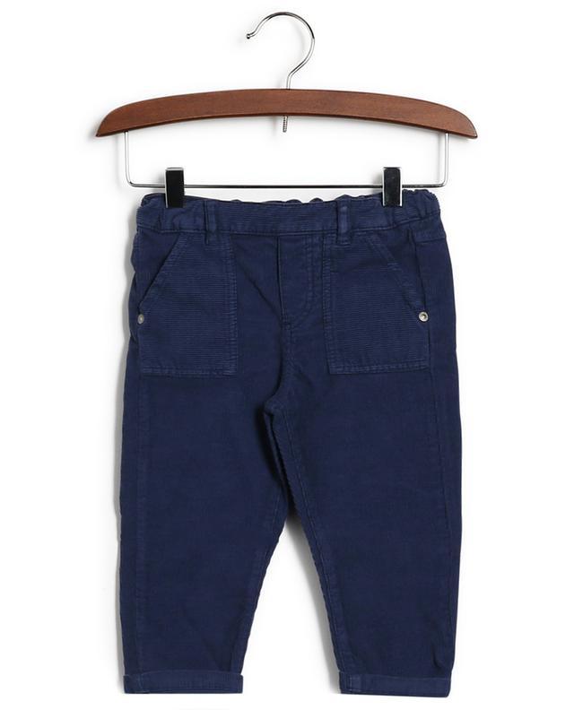 Pantalon en velours Légende Des Fjords TARTINE ET CHOCOLAT