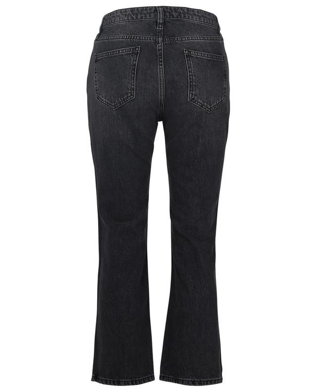 Valentina Tropper low-rise kick flare jeans 10.11 STUDIOS
