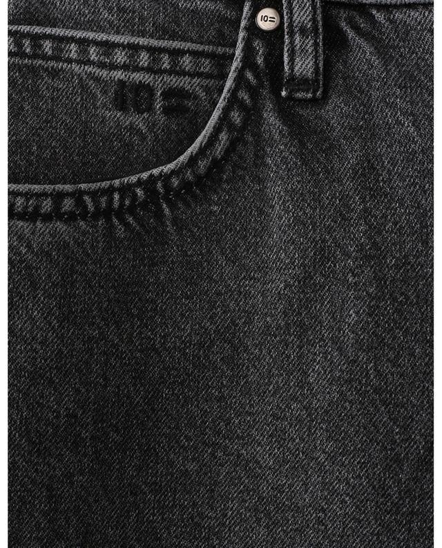 Ausgefranste Jeans mit geradem Bein Alejandra Solar Stone 10.11 STUDIOS