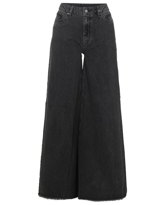 Ausgefranste Jeans mit weitem Bein Elsa Monn 10.11 STUDIOS