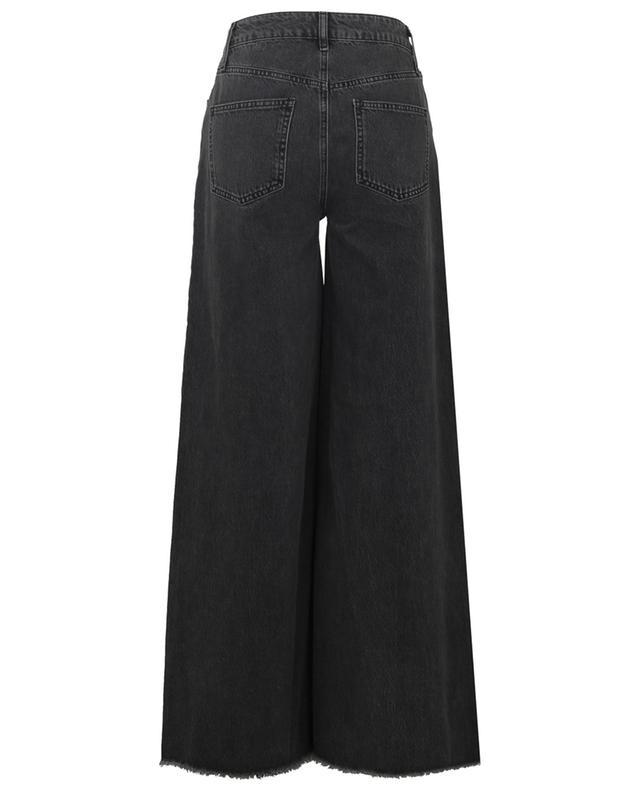 Elsa Monn frayed wide-leg trousers 10.11 STUDIOS