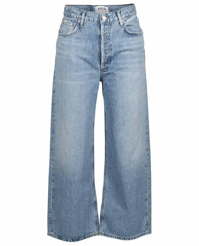 Ren high rise wide leg jeans AGOLDE
