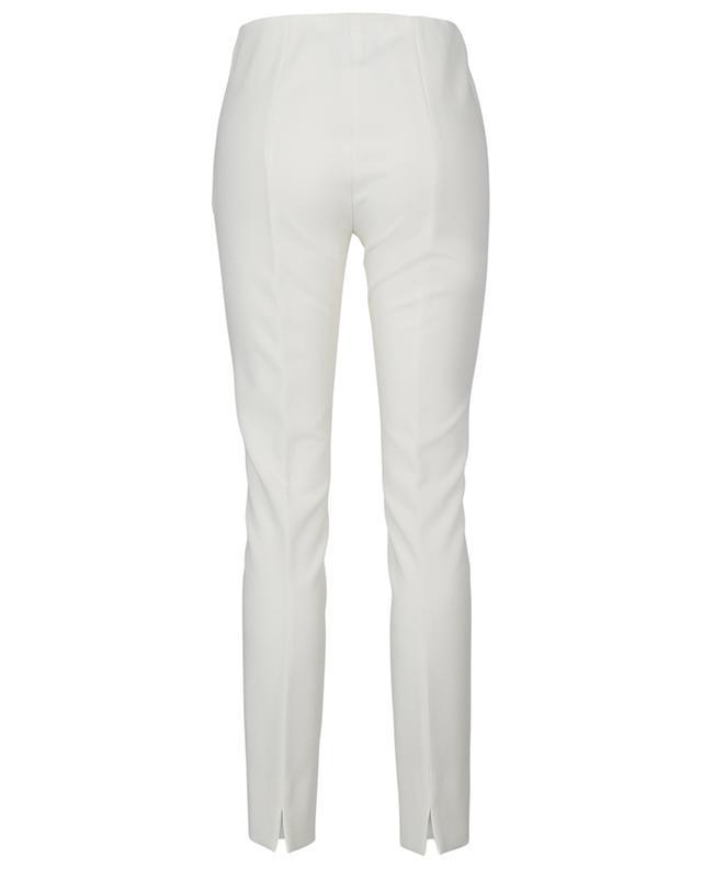 Pantalon skinny taille haute en lyocell Milena AKRIS PUNTO