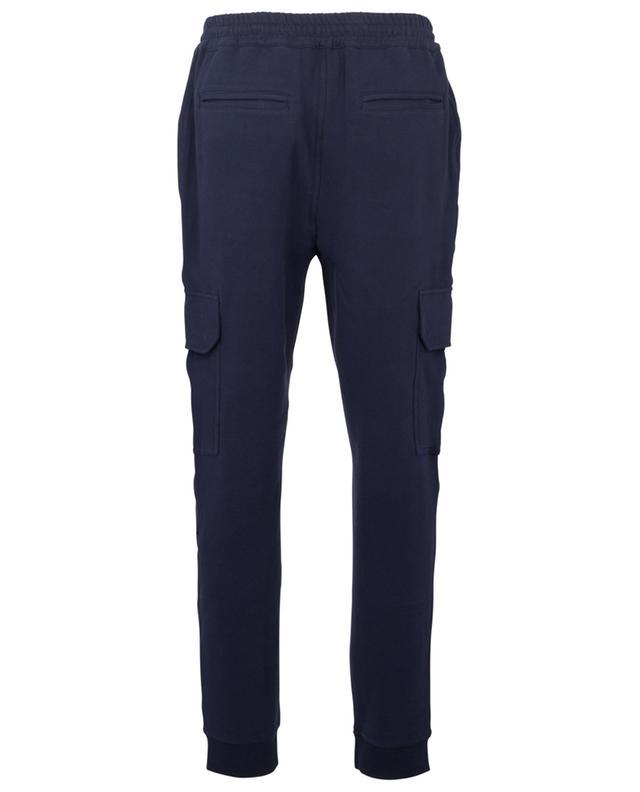 Pantalon de jogging en coton stretch BRUNELLO CUCINELLI