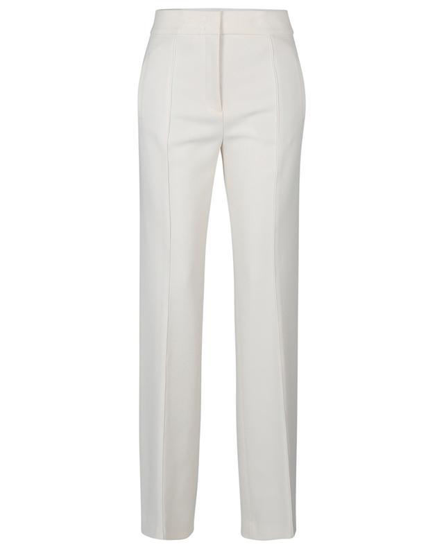 Pantalon évasé en crêpe Sophisticated Perfection DOROTHEE SCHUMACHER