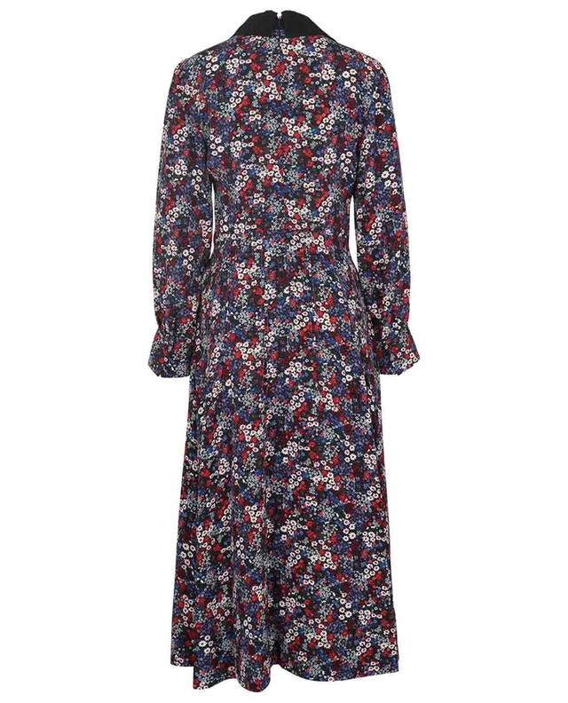 Robe longue en soie fleurie Floral Meadow SEE BY CHLOE