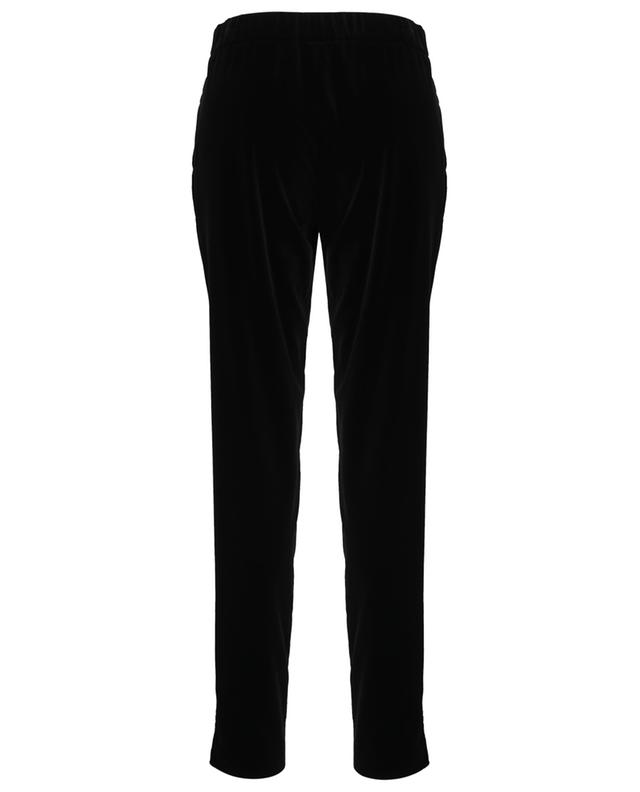 Pantalon slim en velours Mike AKRIS PUNTO