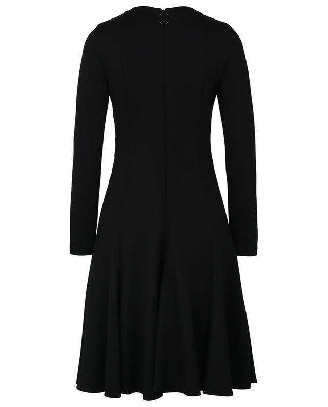 Robe courte évasée en jersey de Milano AKRIS PUNTO