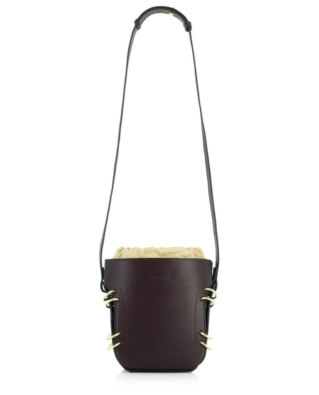 Alvy leather bucket bag SEE BY CHLOE