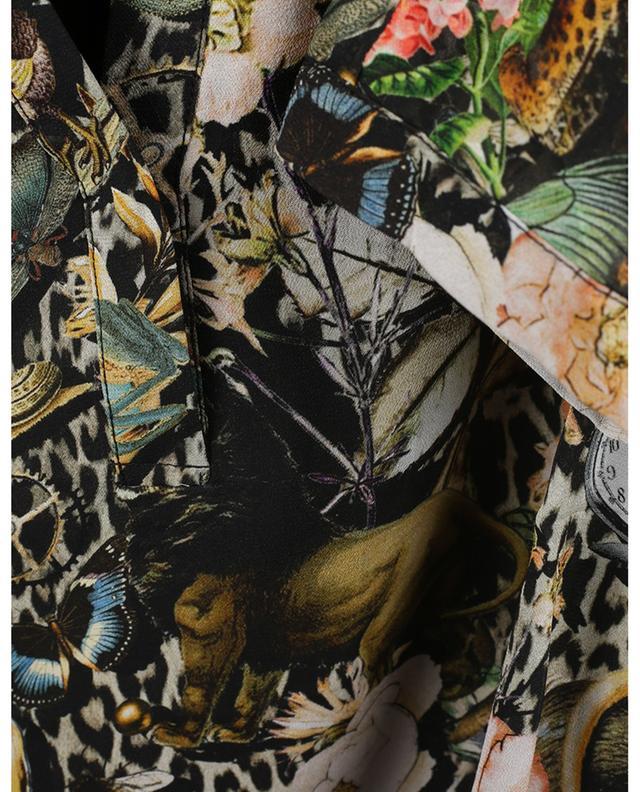 Blouse en crêpe imprimée Fairytale Leo PRINCESS