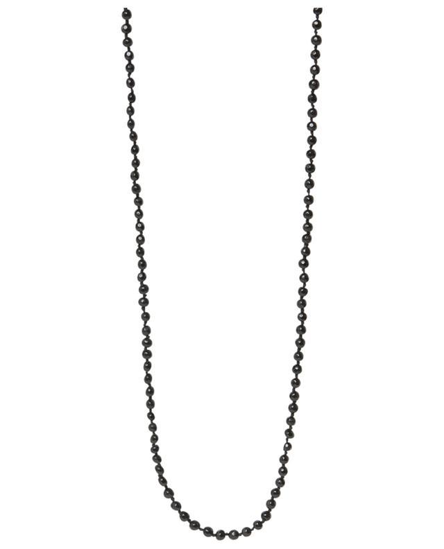 Collier de perles avec grandes pierres décoratives MOON°C PARIS