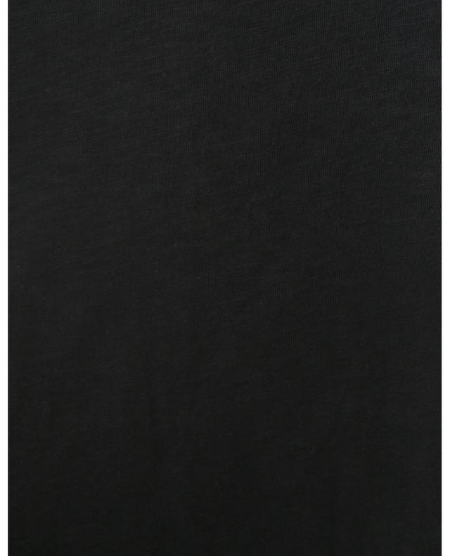 T-shirt à col rond en coton flammé The Slub Tee RAG&BONE JEANS
