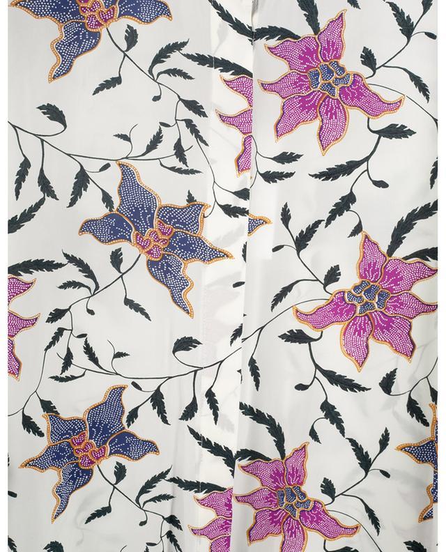 Chemise fleurie à manches chauve-souris Catchell ISABEL MARANT ETOILE