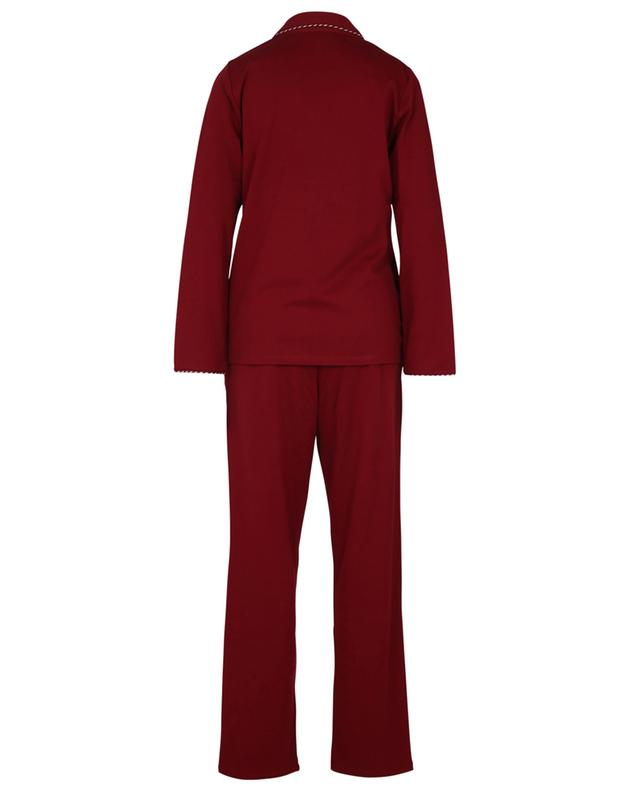 Pyjama en coton Attitude LAURENCE TAVERNIER