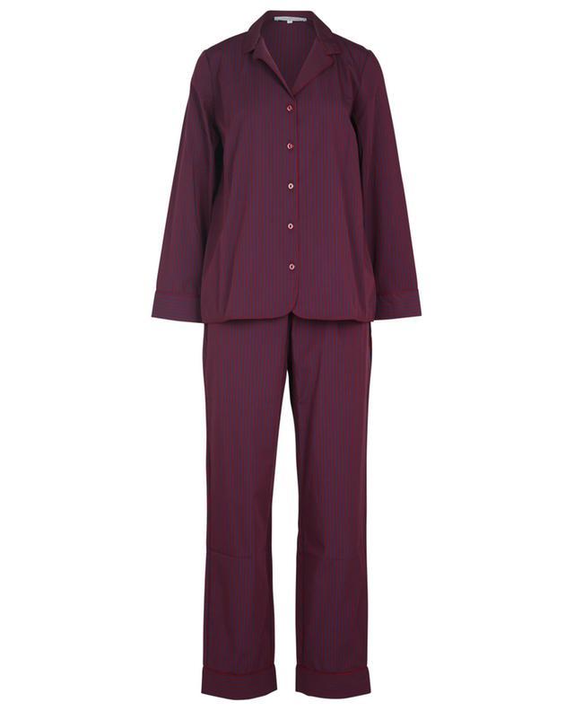 Pyjama en coton rayé Essentiel LAURENCE TAVERNIER