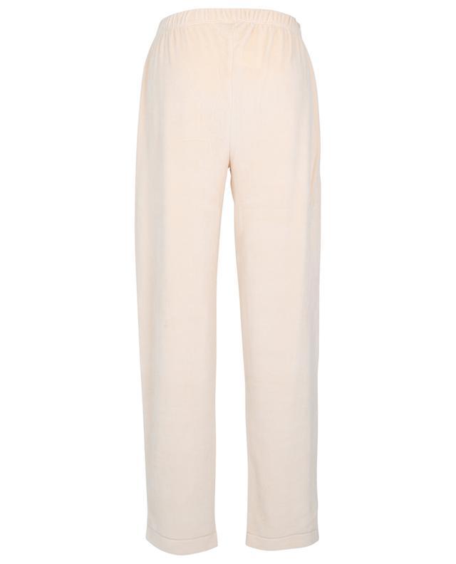 Pantalon en coton mélangé velours Studio LAURENCE TAVERNIER