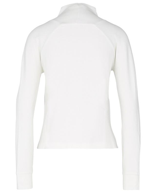 Sweatshirt aus Baumwollmix mit Reissverschluss Cordoba MAX MARA LEISURE