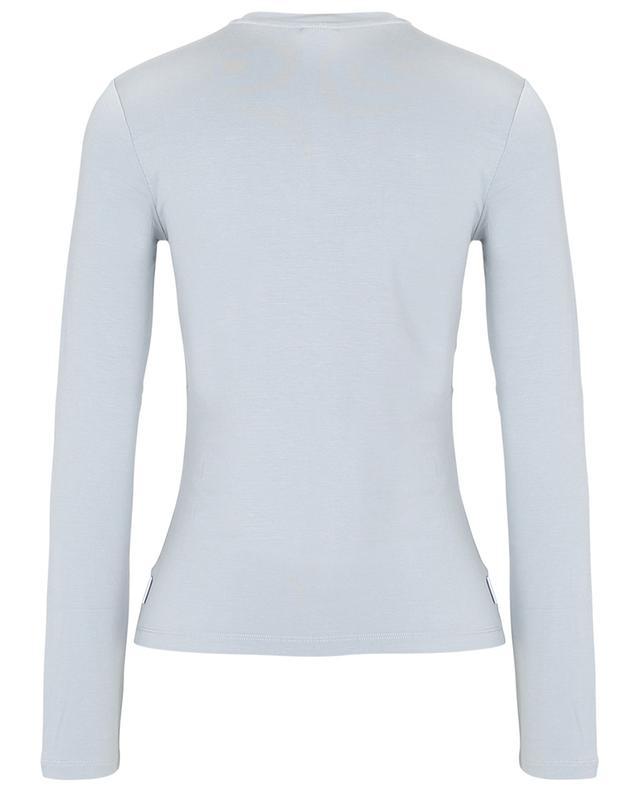 T-shirt à manches longues en jersey Asiago MAX MARA LEISURE