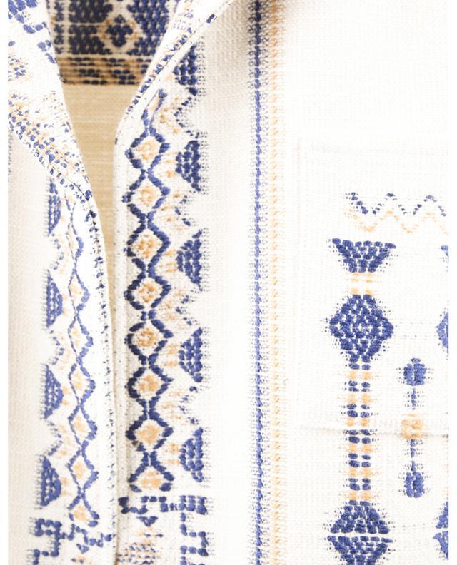 Jacquard-Jacke mit ethnischen Motiven Palmaria ETRO