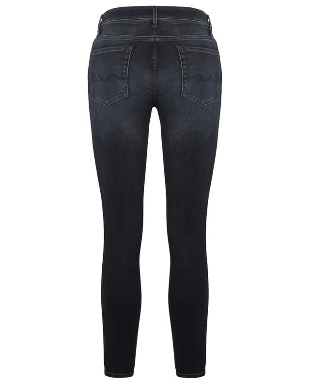 Jean taille haute High Waist Skinny Crop Slim Illusion Lights Out 7 FOR ALL MANKIND