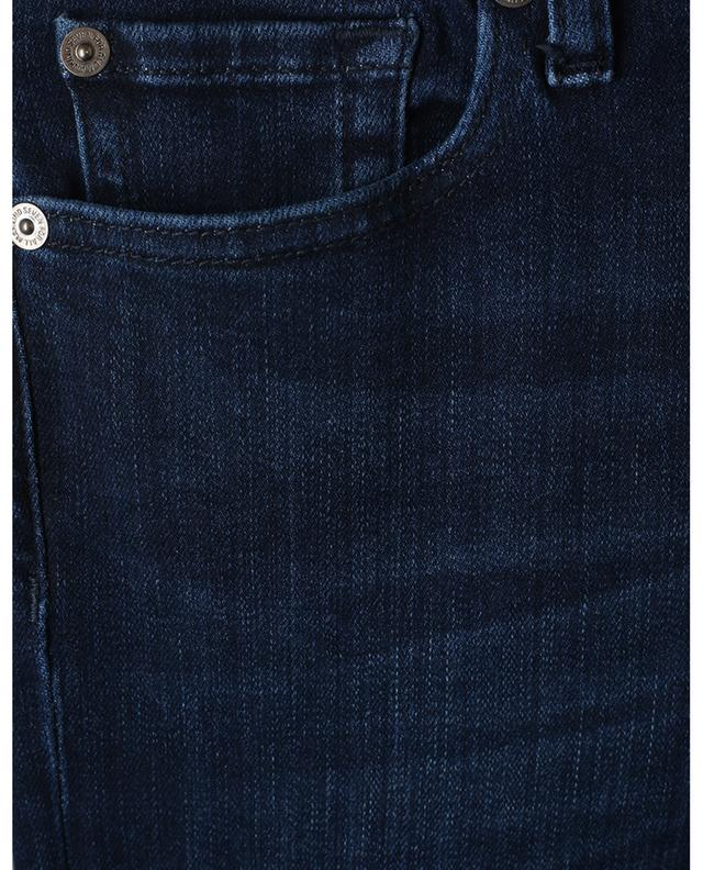 Jean raccourci brut High-Waist Skinny Crop Slim Illusion Starry 7 FOR ALL MANKIND