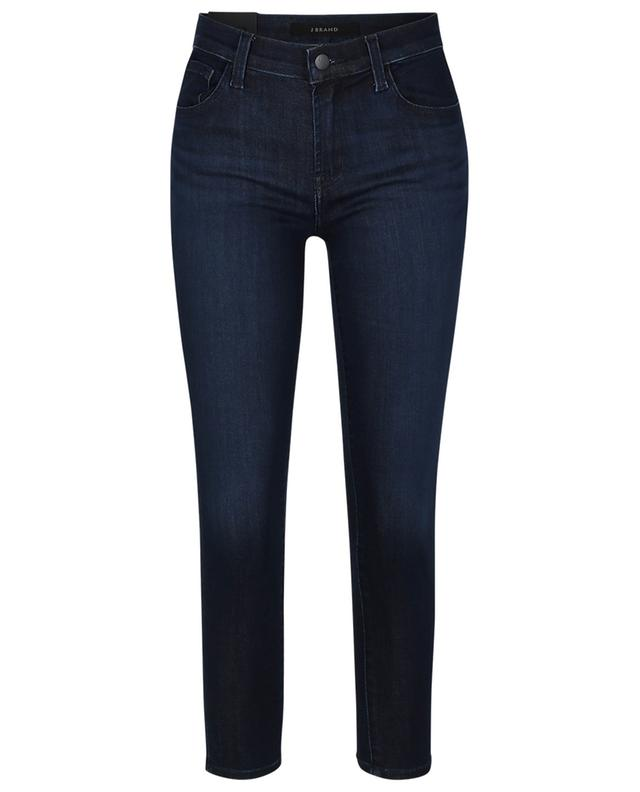 Jean brut Mid Rise Crop Skinny Concept J BRAND