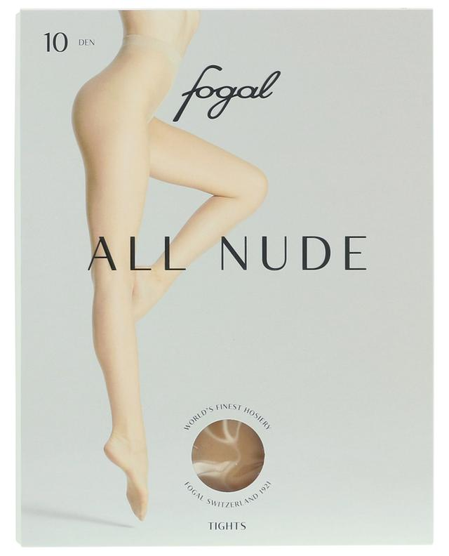 Collants ultra transparents All Nude FOGAL