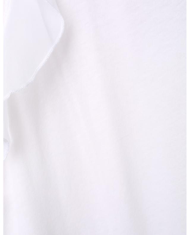 Chemise de nuit longue sans manches en jersey LAURENCE TAVERNIER