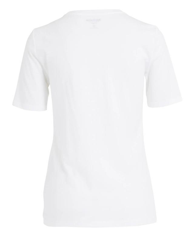 T-Shirt aus Baumwolle mit Pailletten JUICY COUTURE