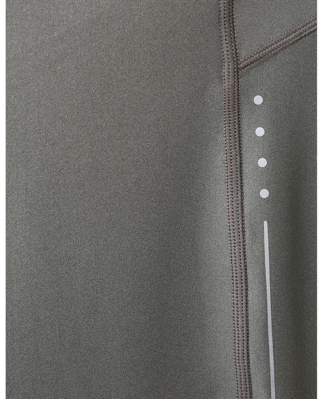 Legging en jersey argenté détails réfléchissants MONCLER