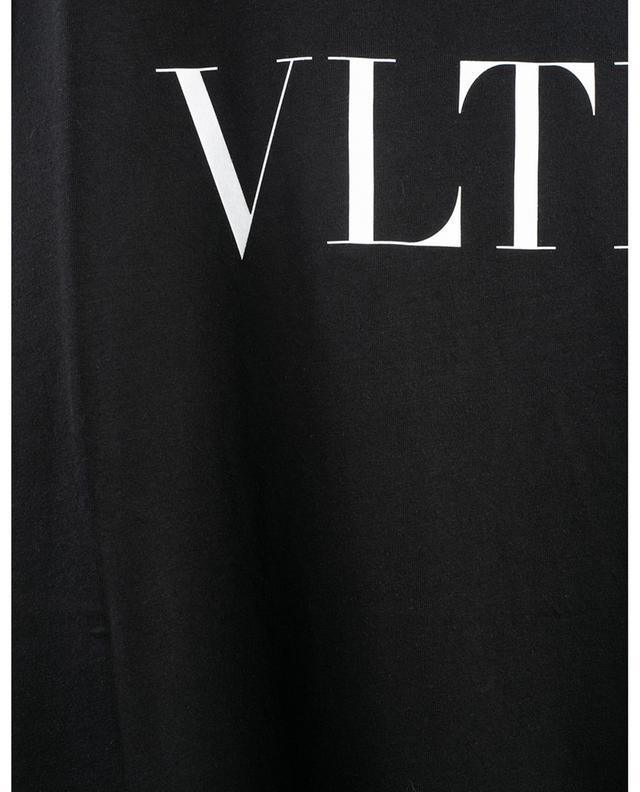 T-shirt oversize imprimé logo VALENTINO