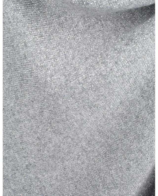 Poncho en maille scintillante Alisso GAYNOR