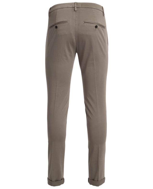Pantalon chino en coton mélangé Gaubert DONDUP