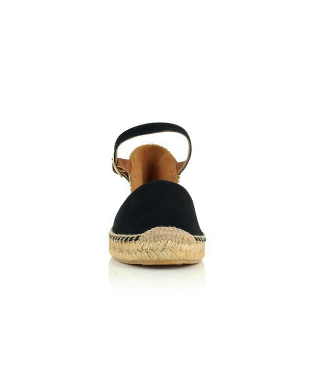Manty noir Espadrilles KURT GEIGER LONDON