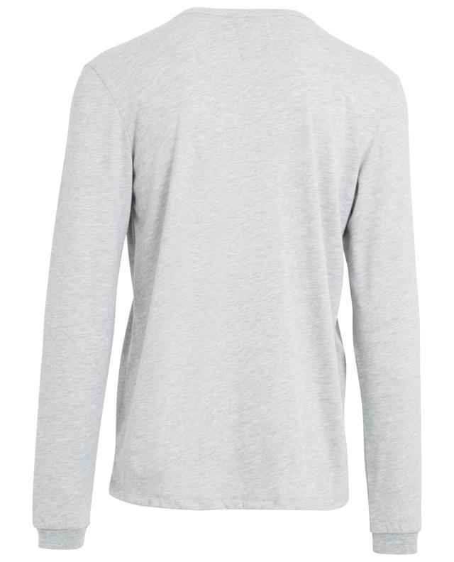 T-shirt à manches longues en coton ZOE KARSSEN