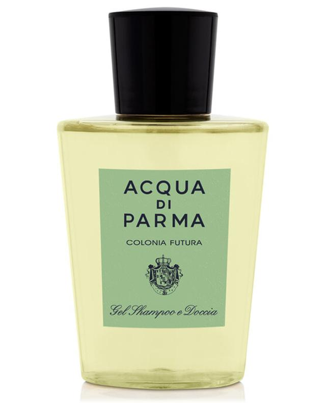 Duschgel und Shampoo Colonia Futura Hair & Showergel - 200 ml ACQUA DI PARMA
