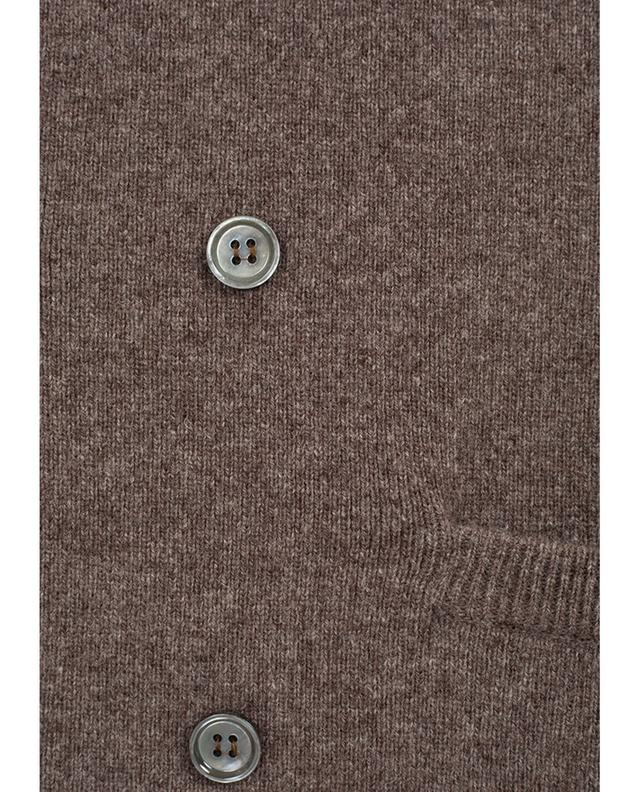 Wool and cashmere vest SETTEFILI