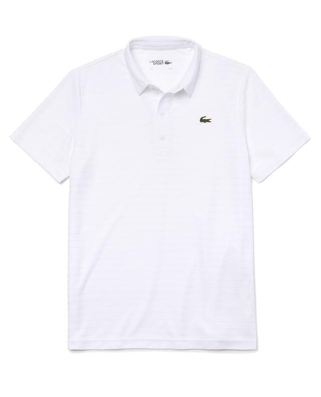 LACOSTE SPORT men's breathable golf polo shirt LACOSTE