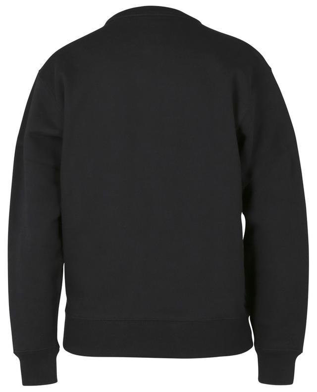 Sweat-shirt à col rond imprimé Kenzo X KENZO