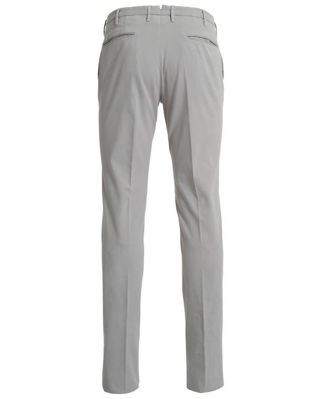 Slim fit cotton trousers INCOTEX