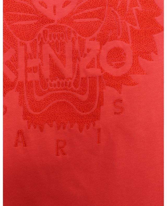 T-shirt décontracté brodé Light Tiger KENZO